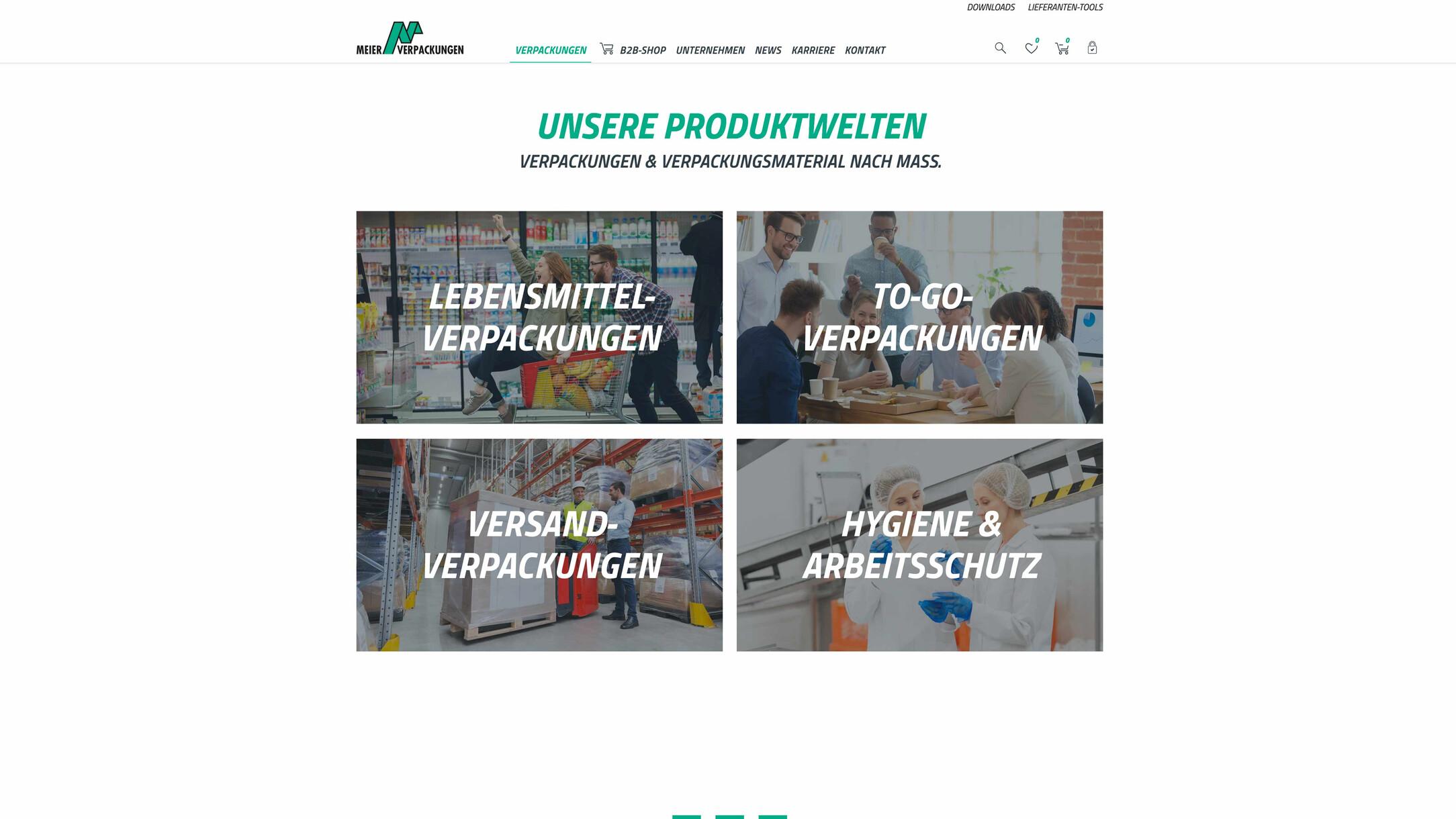 eboxx® enterprise shop: meier-verpackungen